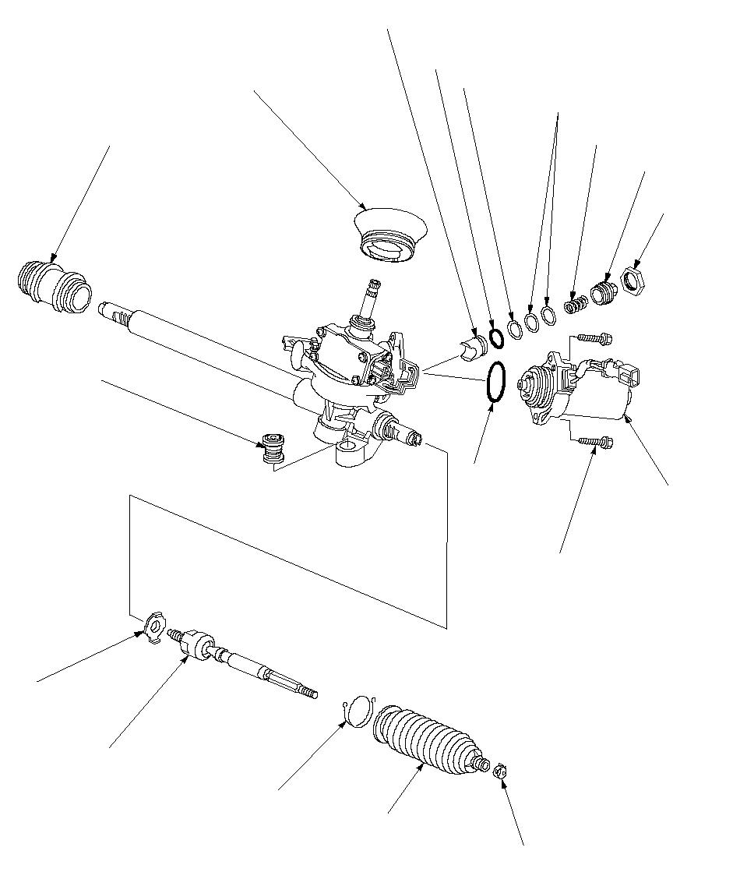 Lenkgetriebe überholen (Außer HATC-Modell)