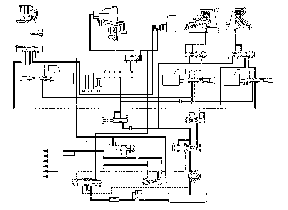 wiring diagram visio